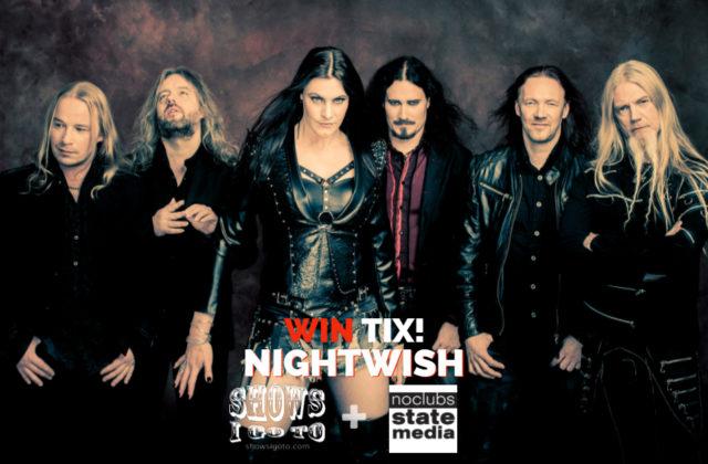 Nightwish Tampa 2018