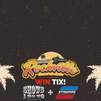 Rockville 2018 Win Tix Giveaway