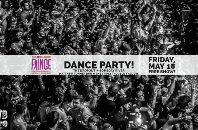 SIGT FREE Dance Party Orlando Fringe Festival 2018