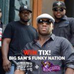 Big Sam's Funky Nation Crowbar Ybor City FL 2018