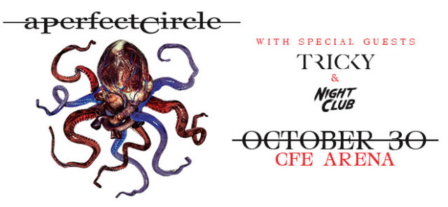 A Perfect Circle Orlando Tickets 2018
