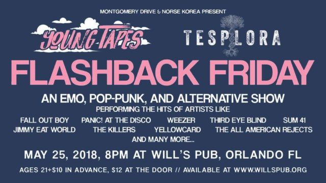 Flashback Friday Ticket Giveaway Orlando