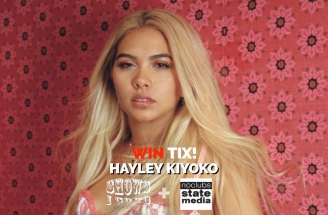 Hayley Kiyoko Tampa 2018