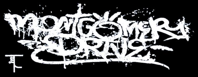 Montgomery Drive Logo - Black Background
