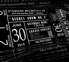 Secret Show Orlando 2018