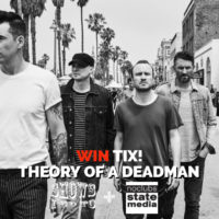 Theory Of A Deadman Tampa 2018