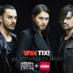 30 SECONDS TO MARS TAMPA 2018