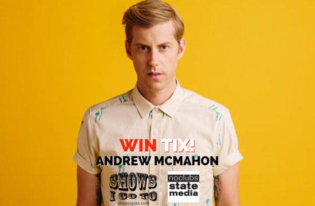 Andrew McMahon Tampa 2018