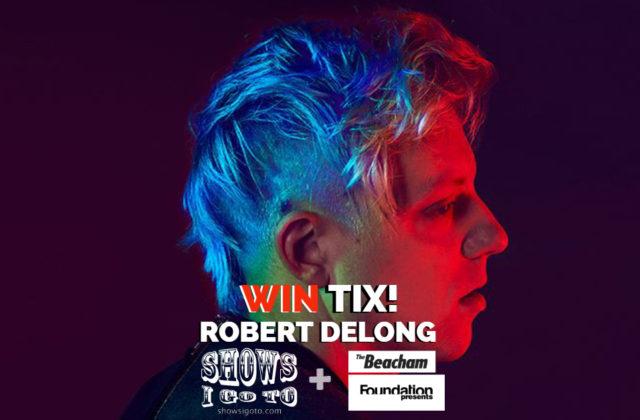 Robert Delong Orlando 2018