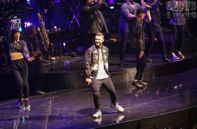Justin Timberlake Orlando 2018