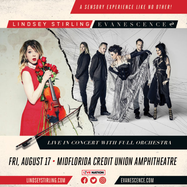 Lindsey Stirling Tampa 2018 Tickets