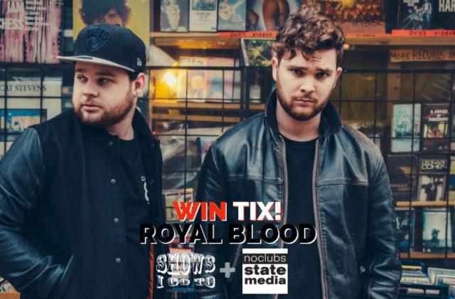 Royal Blood Tampa 2018