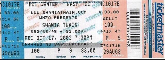 Shania Twain_Review_Tampa_1