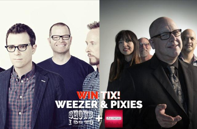 Weezer Pixies Tampa 2018