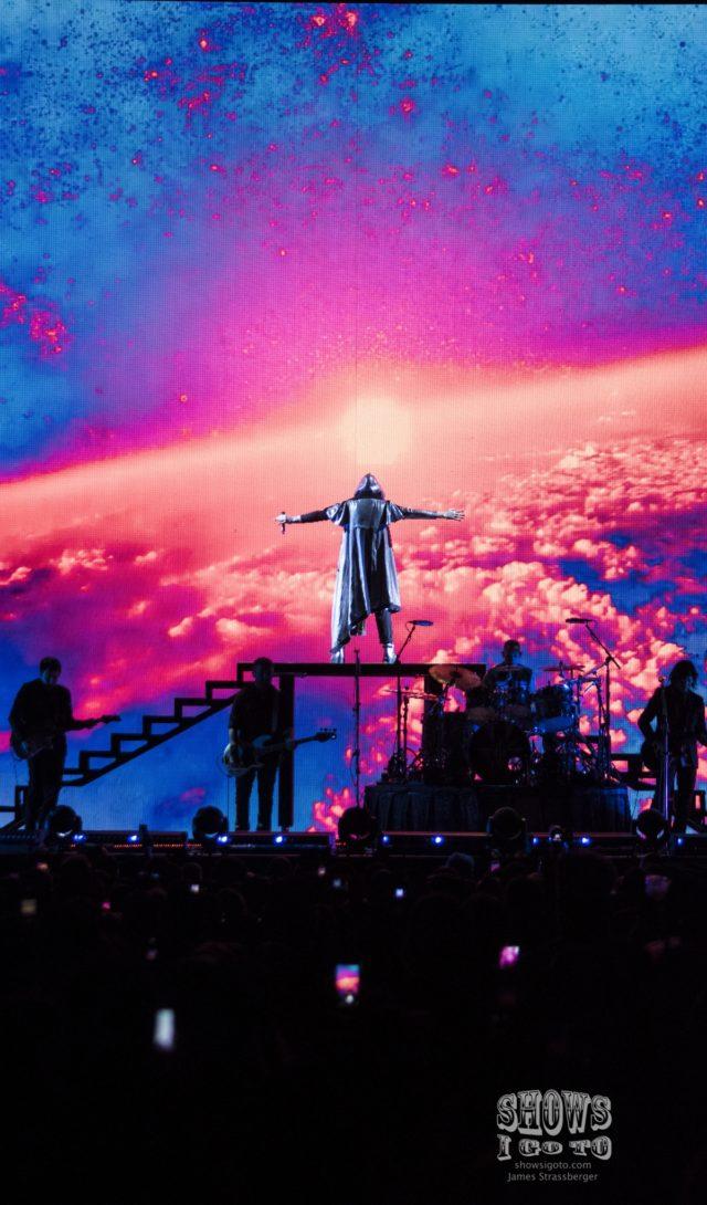 Billy Corgan 2018 David Bowie