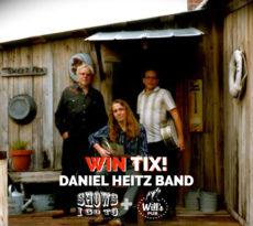 Daniel Heitz Band Orlando 2018