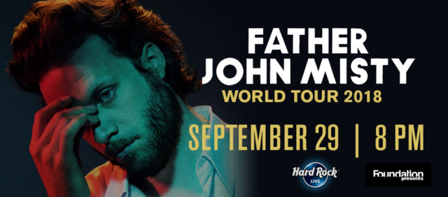 Father John Misty Orlando 2018 Tickets