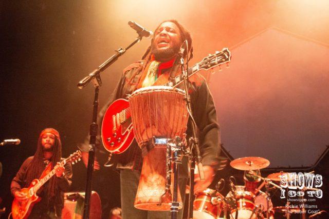 Stephen Marley | June 22, 2018 | Orlando Amphitheatre, Orlando, FL | Photo by Richie Williams