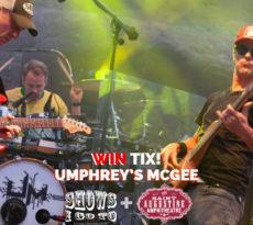 Umphrey's McGee St. Augustine 2018