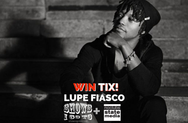Win tix lupe fiasco at the ritz ybor in tampa fl sponsored by lupe fiasco tampa 2018 m4hsunfo