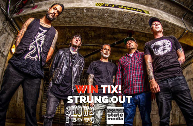 STRUNG OUT TAMPA 2018