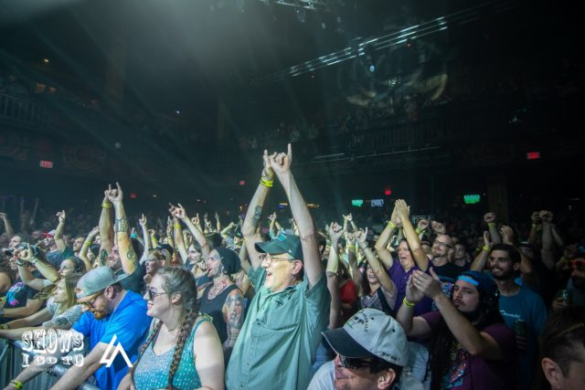 Umphreys McGee Live Review Orlando 2018