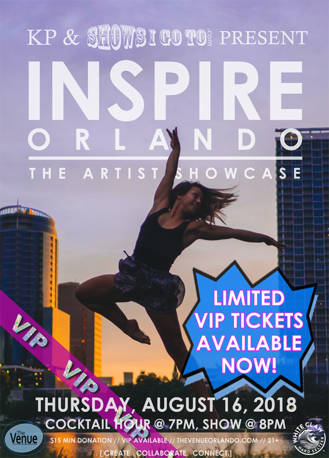 INSPIRE Orlando VIP Available Now