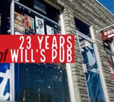 Wills Pub 23rd Anniversary Interview