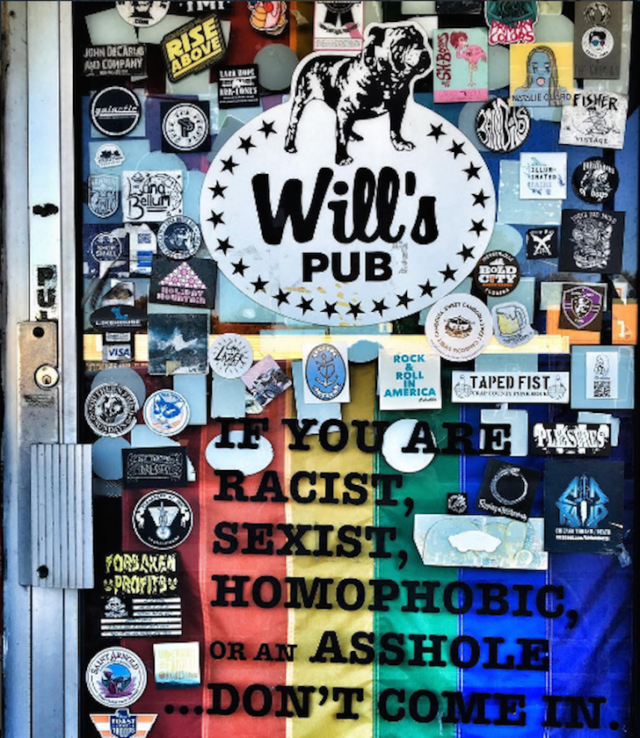 Wills Pub Orlando Front Door