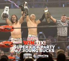 Young Bucks Orlando Super Kick Party