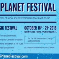The Planet Festival 2018