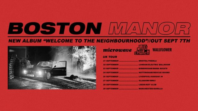 Boston Manor Album Review 2018