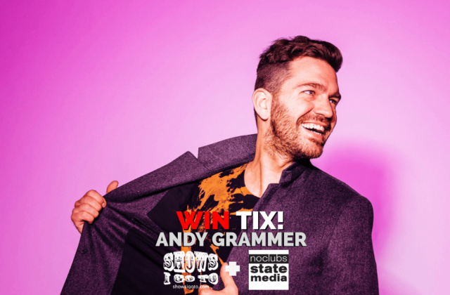 Andy Grammer Tampa 2018 Tickets