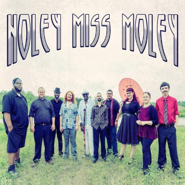 Holey Miss Moley - Planet Festival 2018