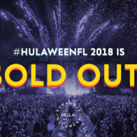 Hulaween 2018 Sold Out