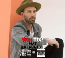 Mat Kearney Tampa 2018