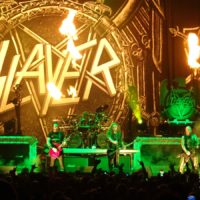 Slayer Atlanta 2018