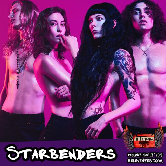 11Eleven FEST - Square - Starbenders