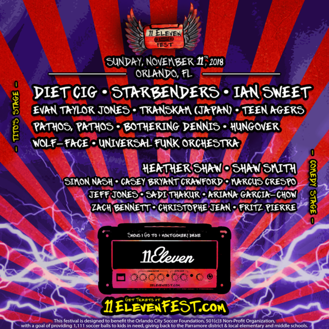 11Eleven Fest 2018