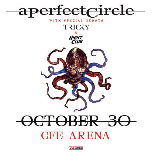 A Perfect Circle Orlando 2018 Tickets