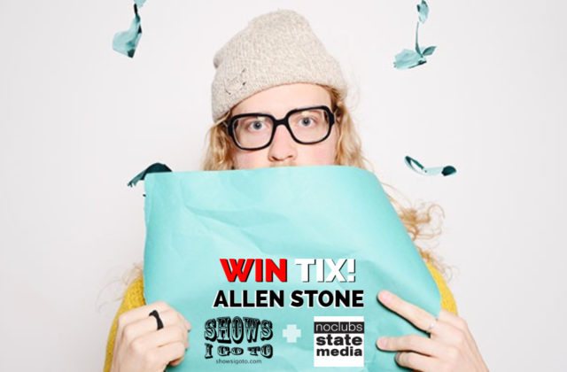 Allen Stone Tampa 2018