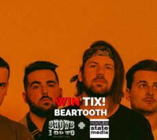 BEARTOOTH TAMPA 2018