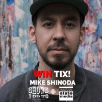 MIKE SHINODA TAMPA 2018
