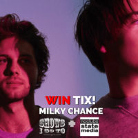MILKY CHANCE TAMPA 2018