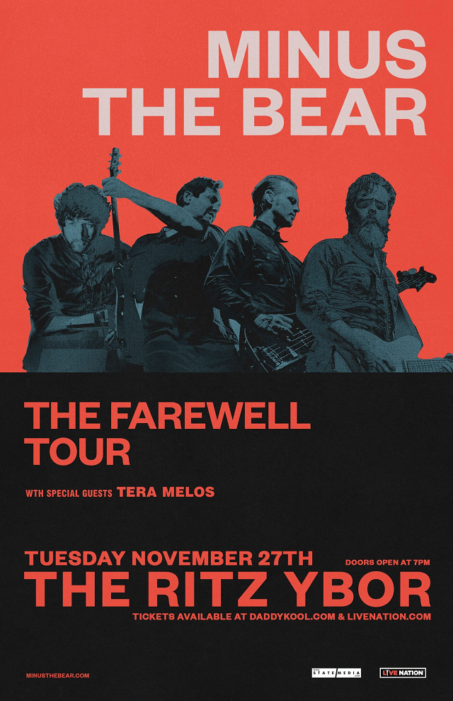 Minus The Bear Tampa 2018 Tickets