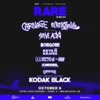 Rare EDM Lineup 2018 Orlando