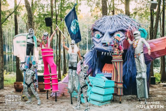 Suwannee Hulaween Photos 2018