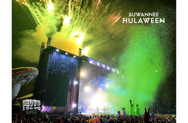 Hulaween Review 2018 Spencer Storch