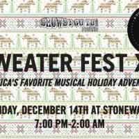 Sweater Fest 2018 Full Lineup Stonewall orlando