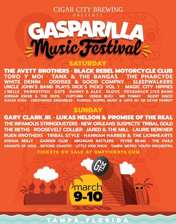 Gasparilla 2019 Lineup Daily Tampa Tickets
